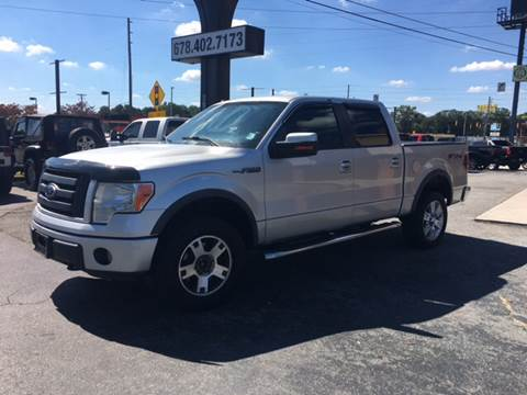 2010 Ford F-150 for sale in Acworth, GA