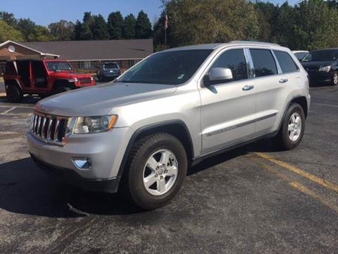 2011 Jeep Grand Cherokee for sale in Acworth, GA