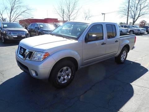 2012 Nissan Frontier for sale in Acworth, GA
