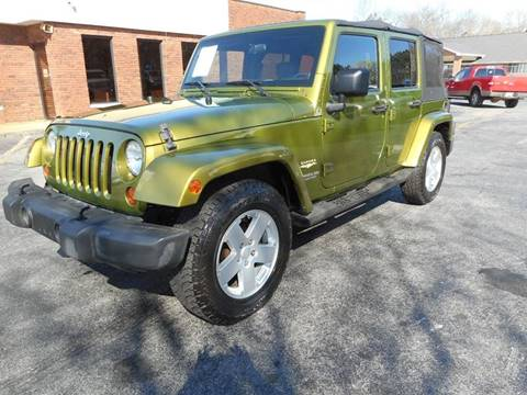 2007 Jeep Wrangler Unlimited for sale in Acworth, GA