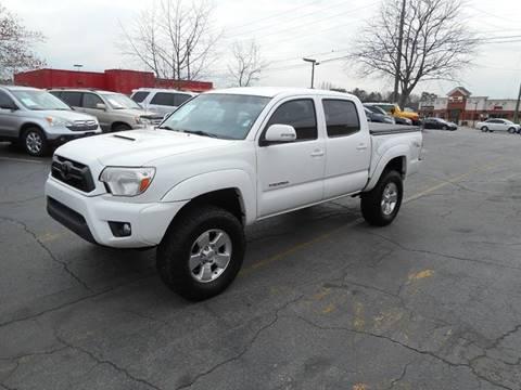 2013 Toyota Tacoma for sale in Acworth, GA