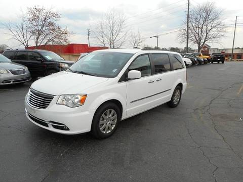 2015 Chrysler Town and Country for sale in Acworth, GA