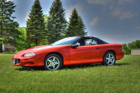 1999 Chevrolet Camaro for sale in Watertown, MN