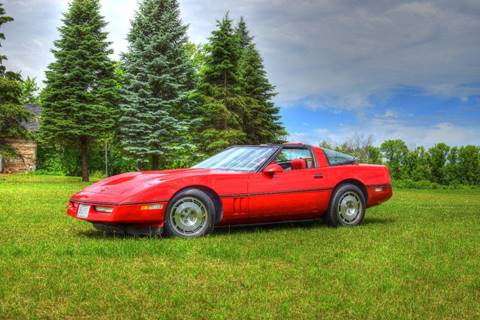 1986 Chevrolet Corvette for sale in Watertown, MN