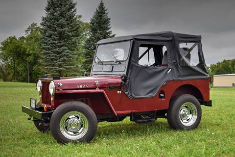 1953 Willys Jeep for sale in Watertown, MN
