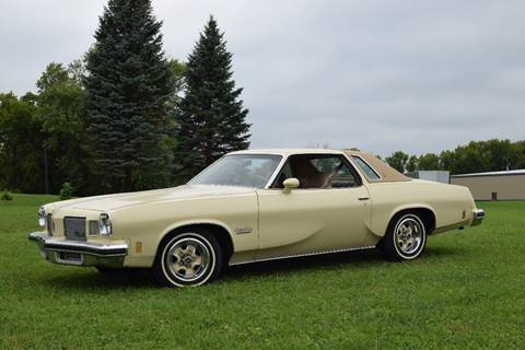1974 Oldsmobile Cutlass for sale at Hooked On Classics in Watertown MN