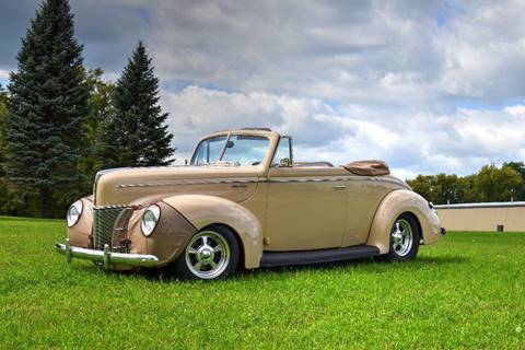 1940 Ford Cabriolet  for sale in Watertown, MN