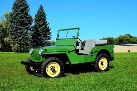 1948 Willys Jeep for sale in Watertown, MN
