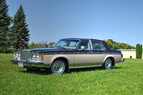 1979 Lincoln Continental for sale in Watertown, MN
