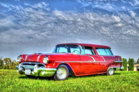 1956 Pontiac Safari for sale in Watertown, MN