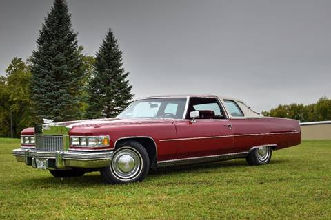 1975 Cadillac DeVille for sale in Watertown, MN