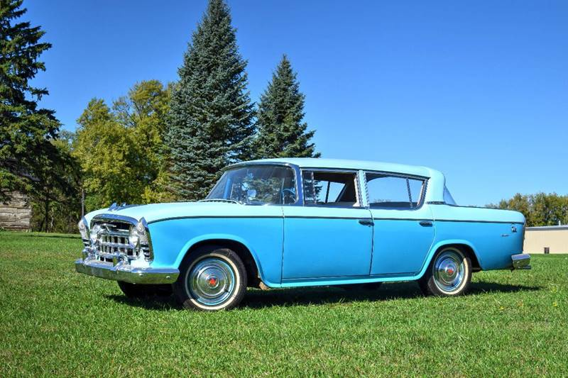 1957 Nash Rambler for sale at Hooked On Classics in Watertown MN