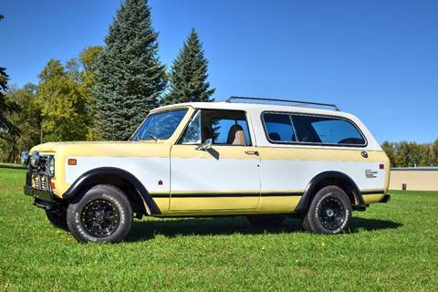 1977 International Scout Traveler for sale in Watertown, MN