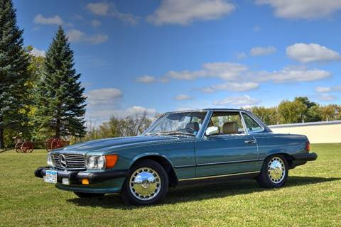 1987 Mercedes-Benz 560-Class for sale in Watertown, MN