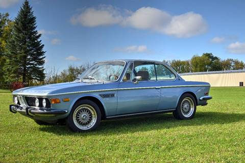 1973 BMW 3 Series for sale at Hooked On Classics in Watertown MN