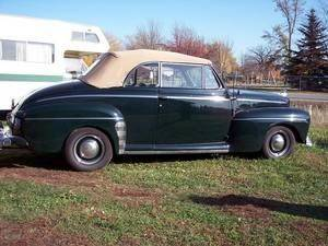 1947 Ford Convertible  - Watertown MN