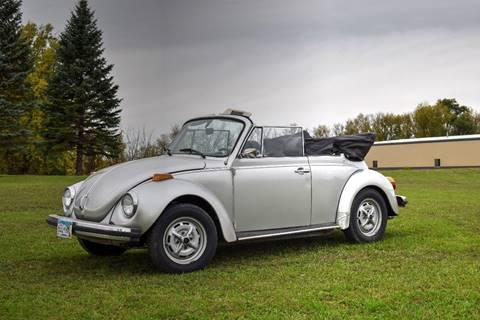 1979 Volkswagen Beetle Convertible for sale in Watertown, MN