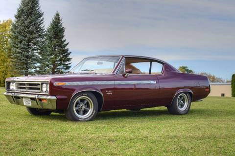 1970 AMC Rebel