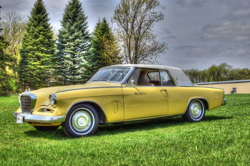 1962 Studebaker Hawk  - Watertown MN