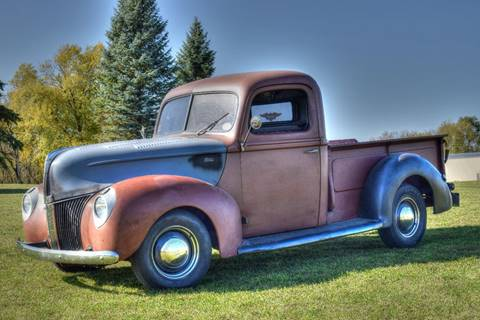1940 Ford F-100 for sale in Watertown, MN