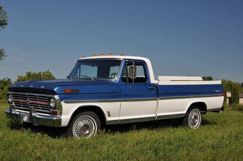 1969 Ford F-100  - Watertown MN
