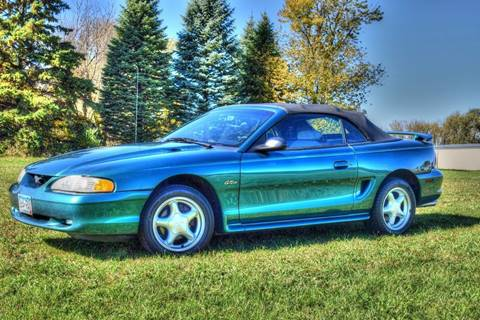 1998 Ford Mustang for sale in Watertown, MN