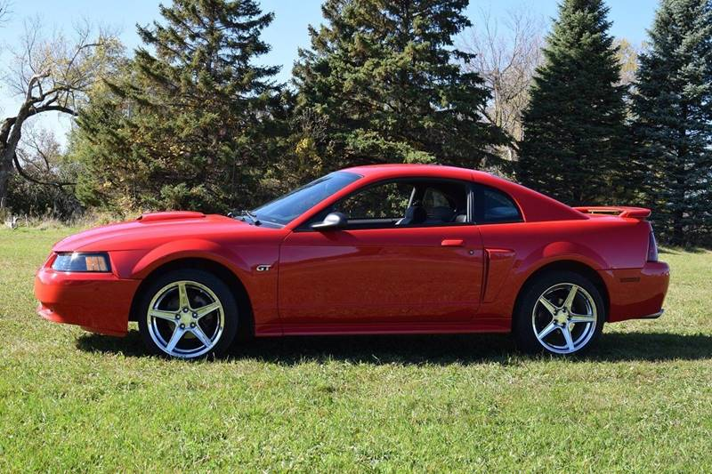 2002 Ford Mustang GT Deluxe 2dr Coupe - Watertown MN