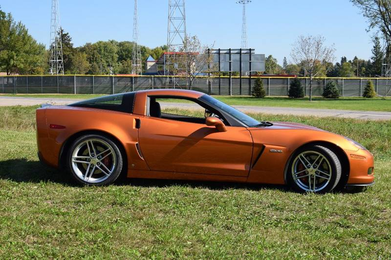 2007 Chevrolet Corvette Z06 2dr Coupe - Watertown MN
