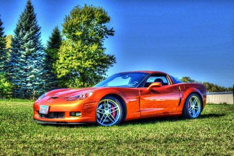 2007 Chevrolet Corvette for sale in Watertown, MN