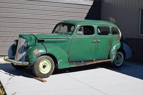 1939 Packard 4 door