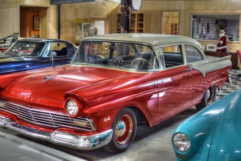 1957 Ford 300 for sale at Hooked On Classics in Watertown MN
