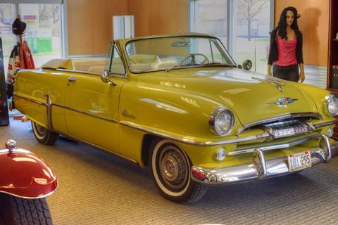 1954 DODGE MAYFAIR SAME AS PLYMOUTH BELVEDERE NO RESERVE ...   1954 Plymouth Belvedere Gas Mileage
