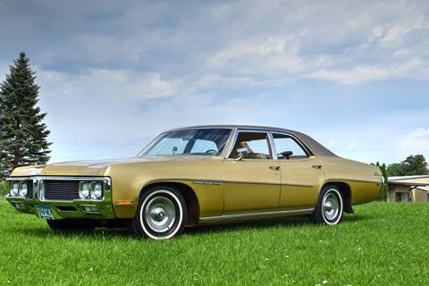1970 Buick Electra for sale at Hooked On Classics in Watertown MN