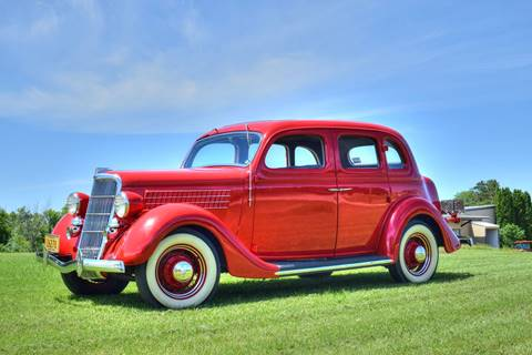 1935 Ford Deluxe for sale at Hooked On Classics in Watertown MN