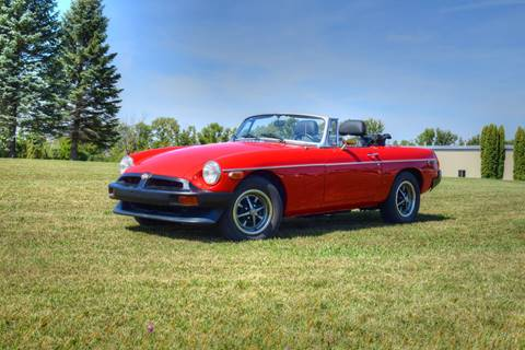 1977 MG MGB for sale in Watertown, MN