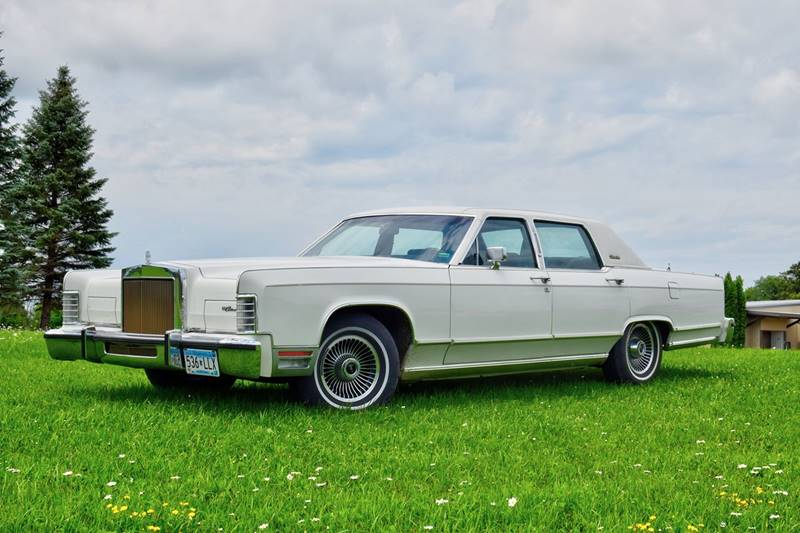 1979 Lincoln Continental for sale at Hooked On Classics in Watertown MN