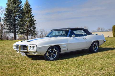 1969 Pontiac Firebird Trans Am for sale in Watertown, MN
