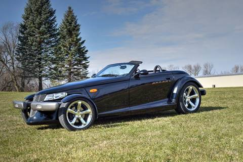 1999 Plymouth Prowler for sale at Hooked On Classics in Watertown MN
