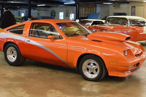 1975 Chevrolet Monza for sale at Hooked On Classics in Watertown MN