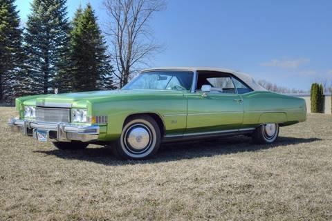 1974 Cadillac Eldorado for sale in Watertown, MN