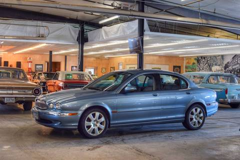 2004 Jaguar X-Type for sale at Hooked On Classics in Watertown MN