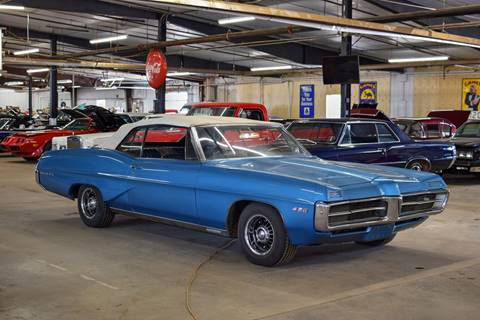 1967 Pontiac Grand Prix for sale at Hooked On Classics in Watertown MN