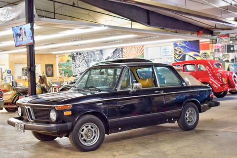 1976 BMW 2002 for sale at Hooked On Classics in Watertown MN