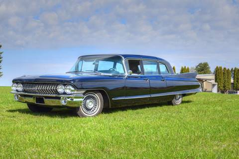 1961 Cadillac Fleetwood for sale in Watertown, MN