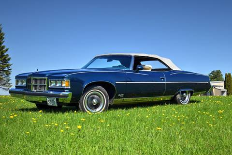 1975 Pontiac Grand Ville for sale in Watertown, MN