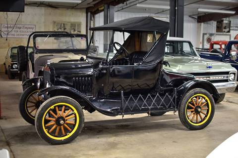 1925 Ford Model T for sale at Hooked On Classics in Watertown MN
