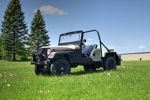 1962 Jeep Willys for sale at Hooked On Classics in Watertown MN