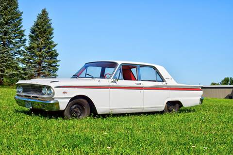 1963 Ford Fairlane 500 for sale in Watertown, MN