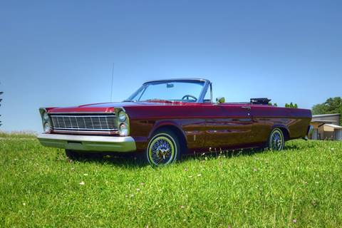1965 Ford Galaxie 500 for sale at Hooked On Classics in Watertown MN