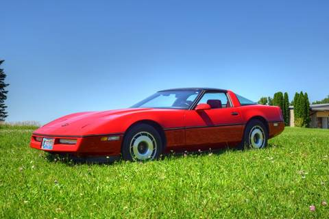 1984 Chevrolet Corvette for sale at Hooked On Classics in Watertown MN